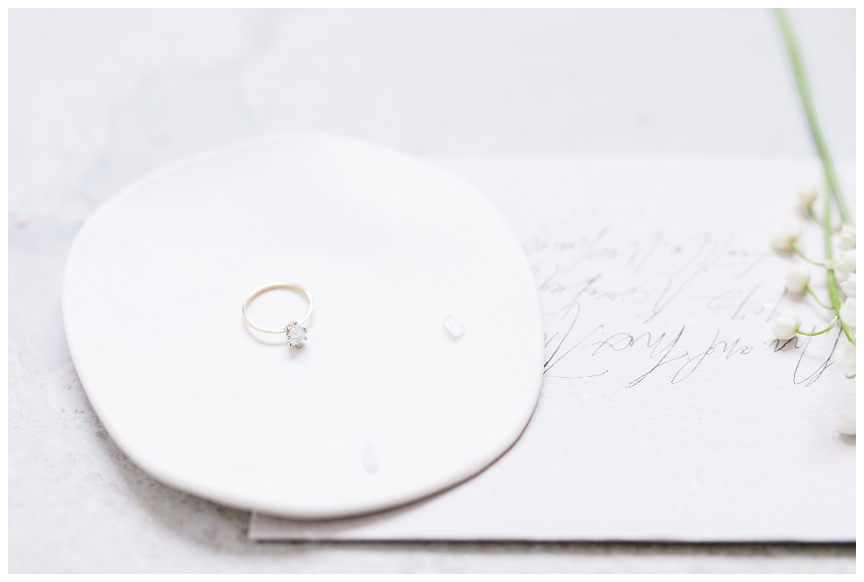 Classic and simple engagement band | Utah Wedding Photographer | Rachel Lindsey Photography