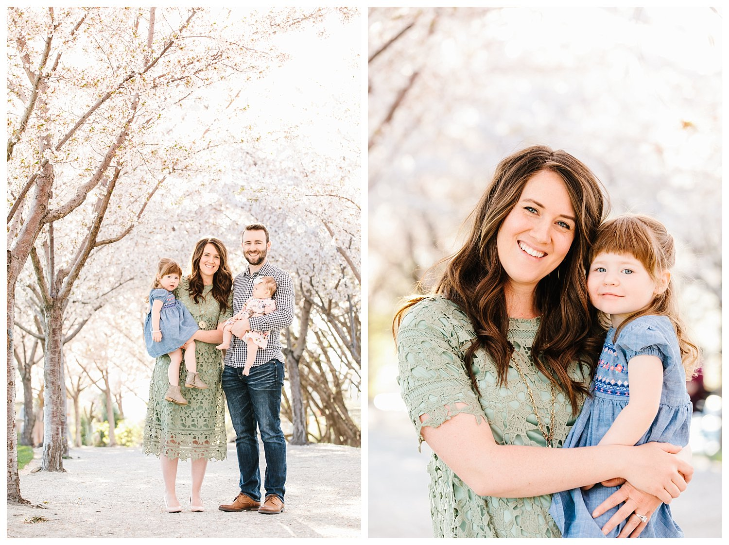 Spring Family Session at the Utah State Capitol 1