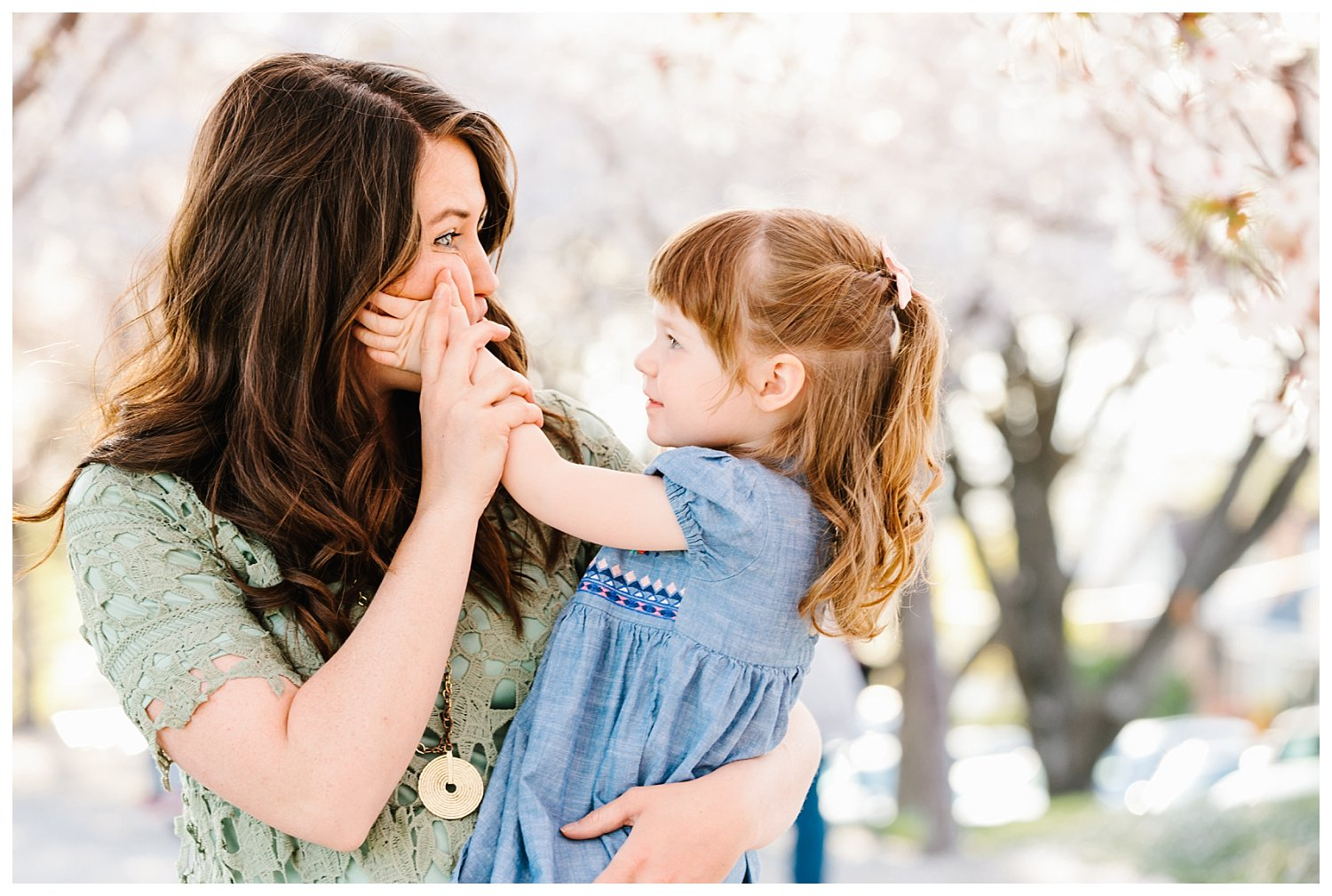 Spring Family Session at the Utah State Capitol 4