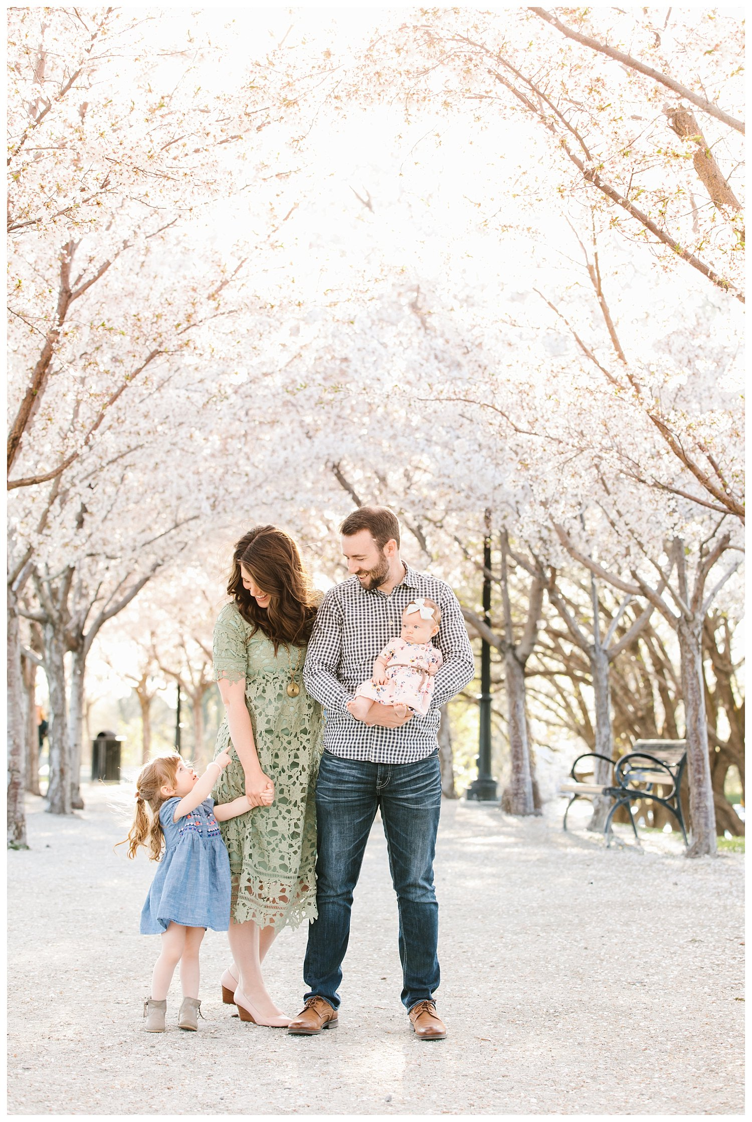 Spring Family Session at the Utah State Capitol 2