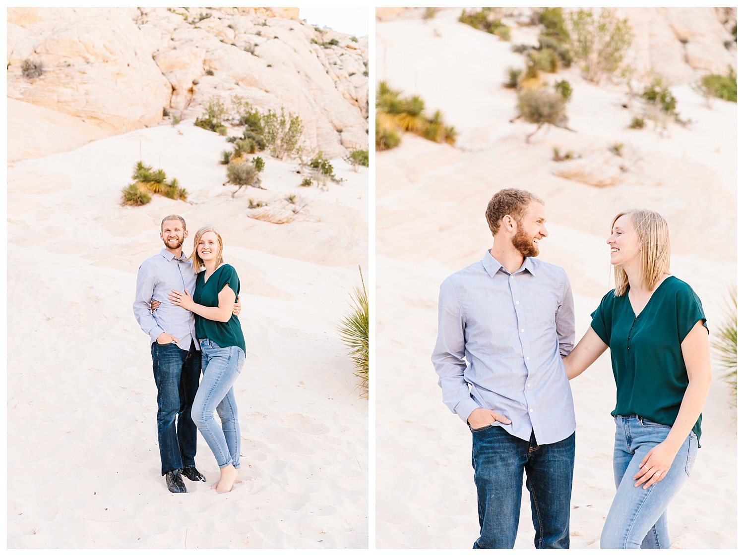 Family Session in Snow Canyon Utah | Rachel Lindsey Photography | Utah Family Photographer 6