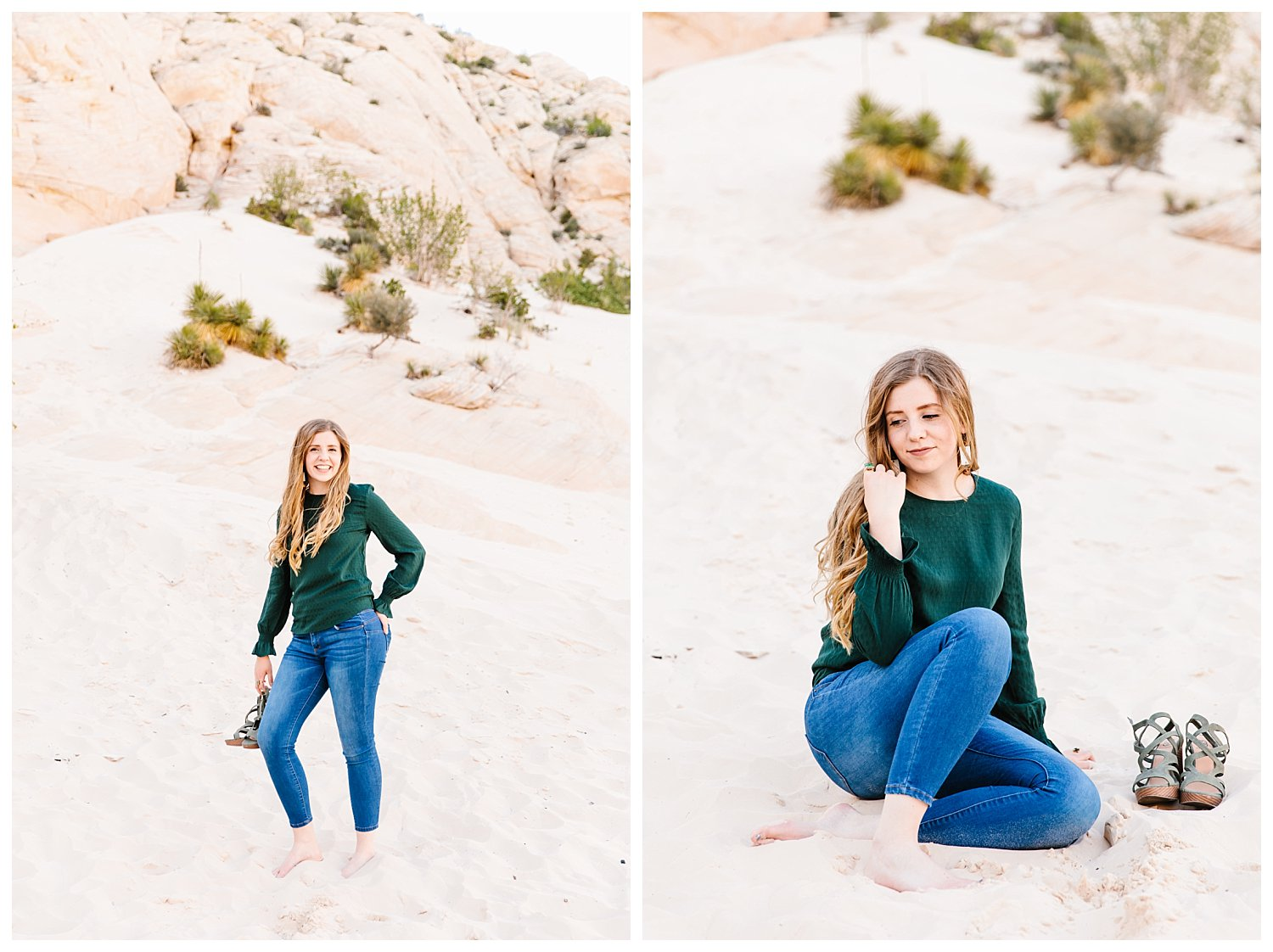 Family Session in Snow Canyon Utah | Rachel Lindsey Photography | Utah Family Photographer 11