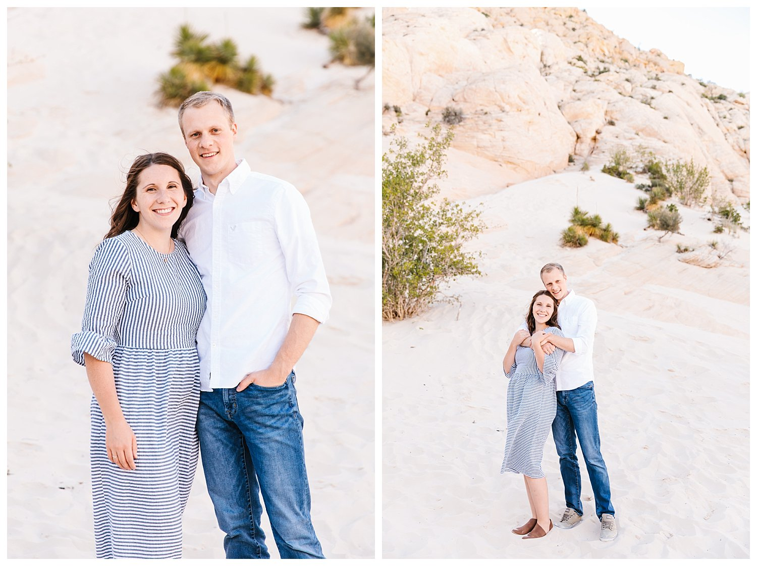 Family Session in Snow Canyon Utah | Rachel Lindsey Photography | Utah Family Photographer 8