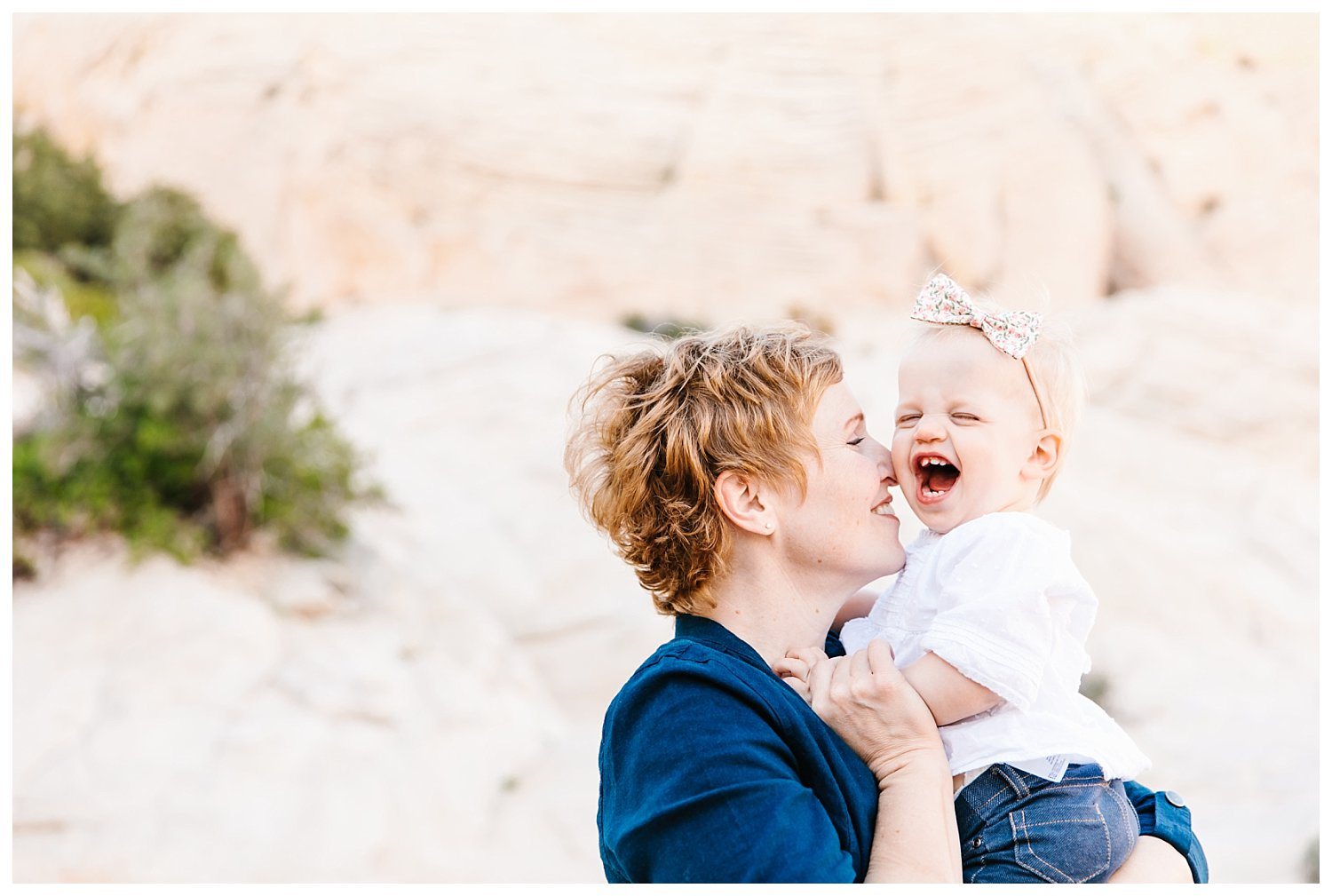 Family Session in Snow Canyon Utah | Rachel Lindsey Photography | Utah Family Photographer 16