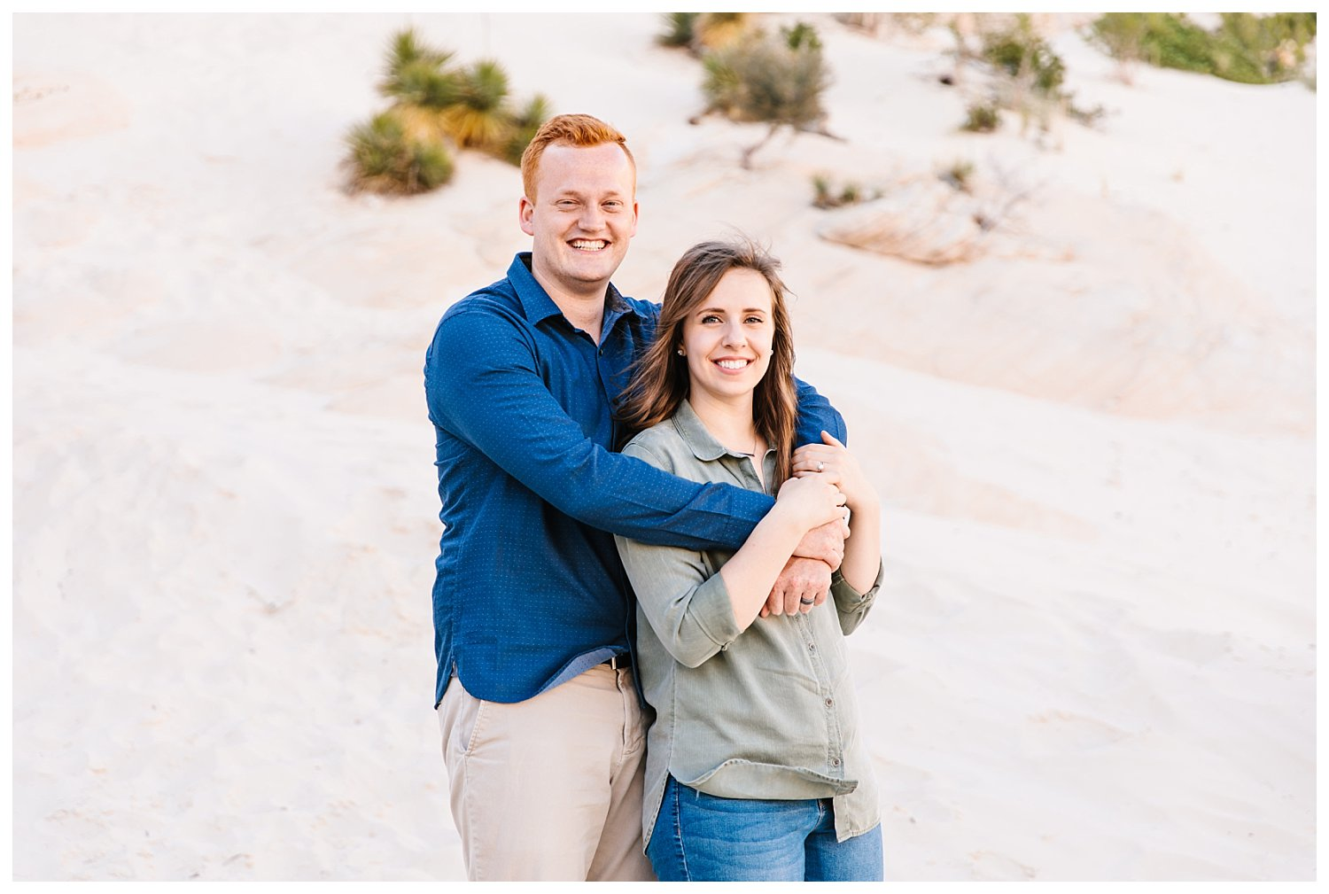 Family Session in Snow Canyon Utah | Rachel Lindsey Photography | Utah Family Photographer 13