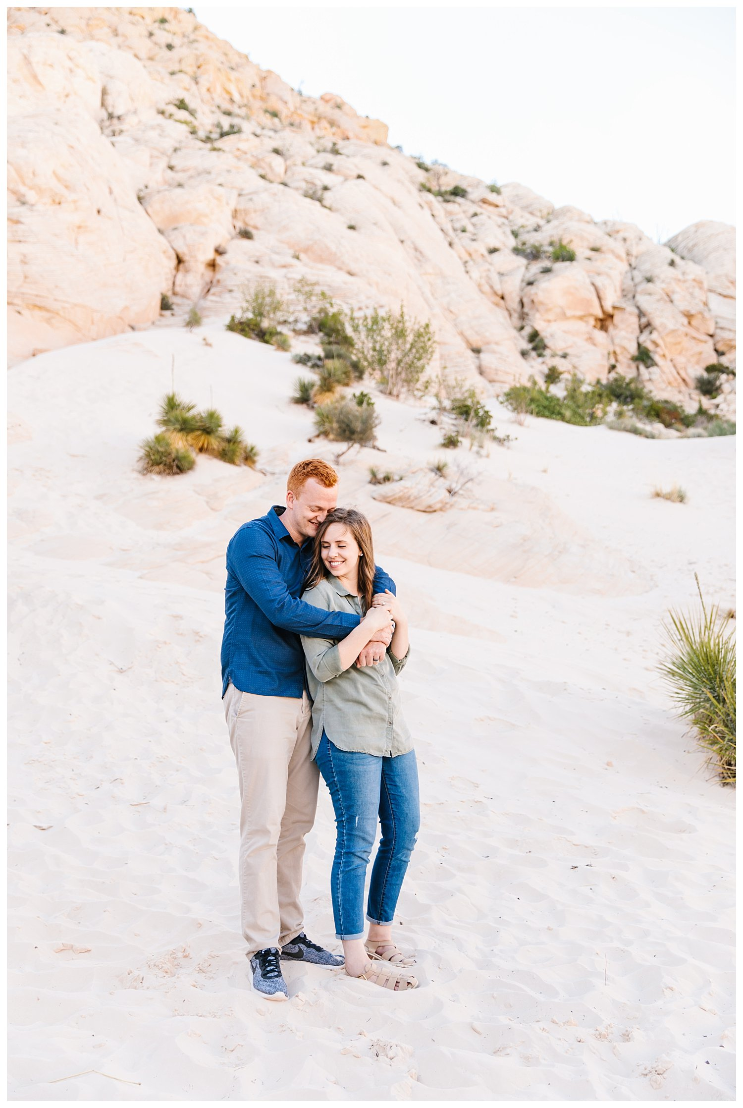 Family Session in Snow Canyon Utah | Rachel Lindsey Photography | Utah Family Photographer 17