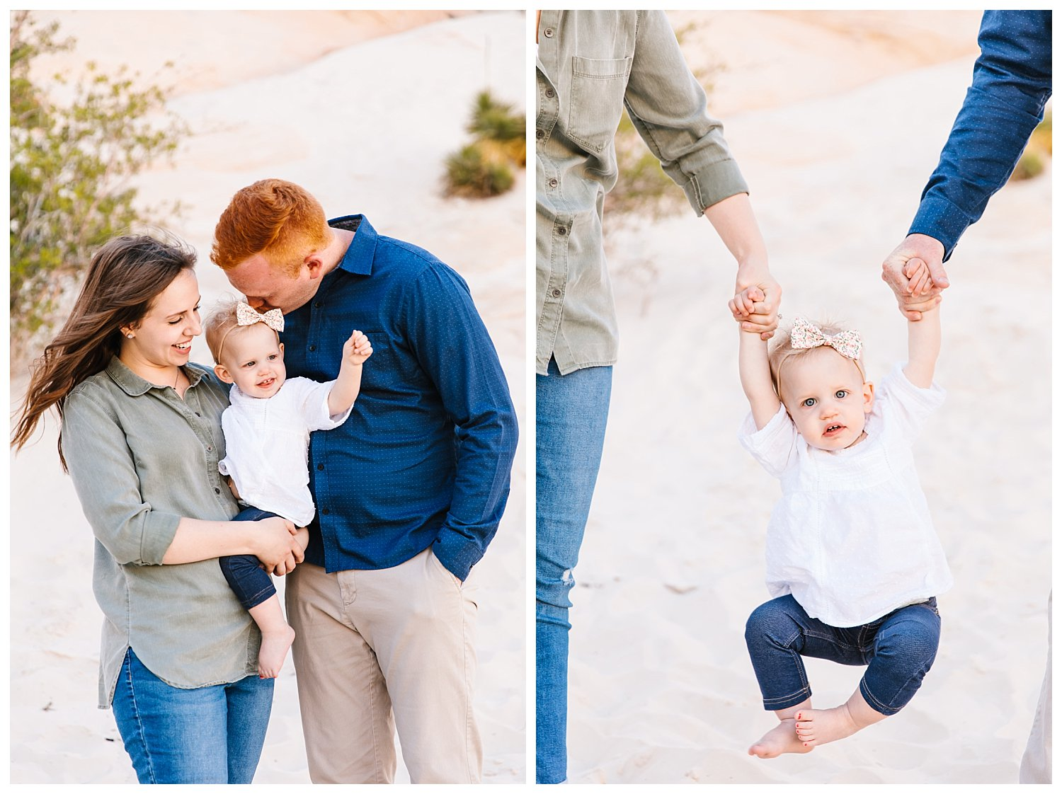 Family Session in Snow Canyon Utah | Rachel Lindsey Photography | Utah Family Photographer 3