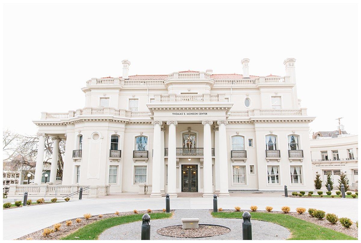 mansion wedding venues in salt lake city utah