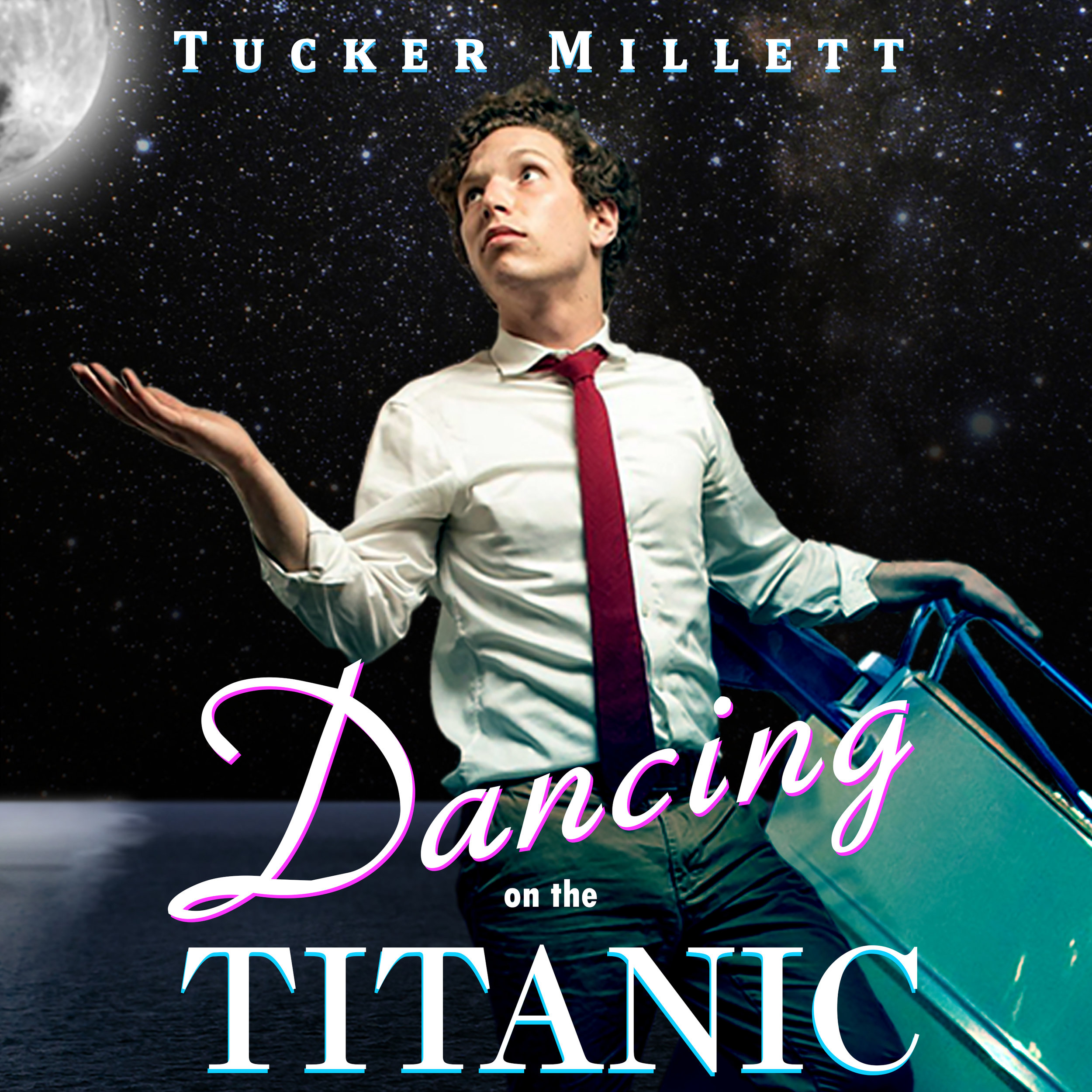 Dancing on the Titanic - available on Apple Music, Spotify, Tidal & many more! JULY 30, 2018!  Album Artwork by James Webb (IG- @aclysm)