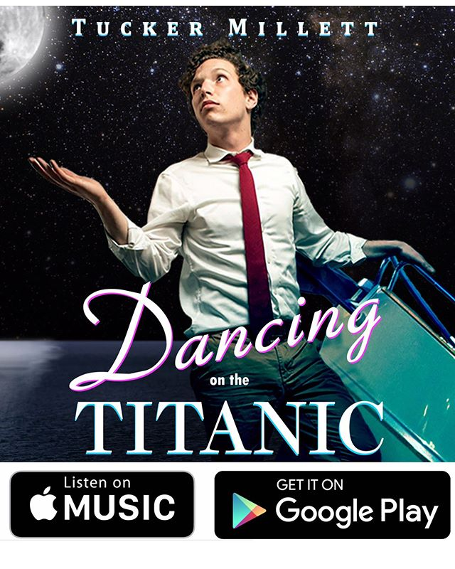 ONE WEEK!! ALL STREAMING PLATFORMS!! AVAILABLE WORLDWIDE!! TAG YOUR SISTER IN KOREA!! #new #dancingonthetitanic #debut #standup #comedy #album #applemusic #spotify #googleplay #tidal #hellyeah