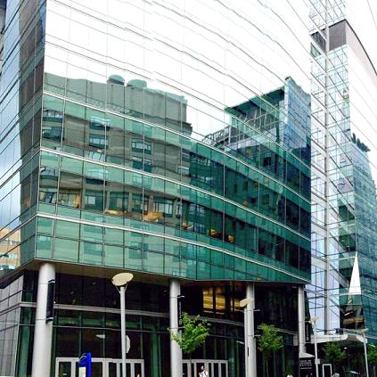 Center for Life Sciences Building, Boston, MA