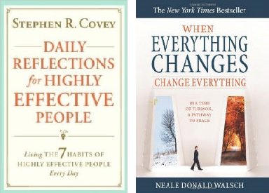 Daily Reflections When Everything Changes