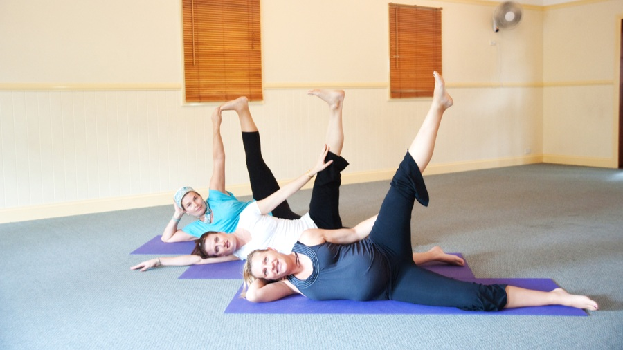 Pregnancy Yoga BRISBANE -