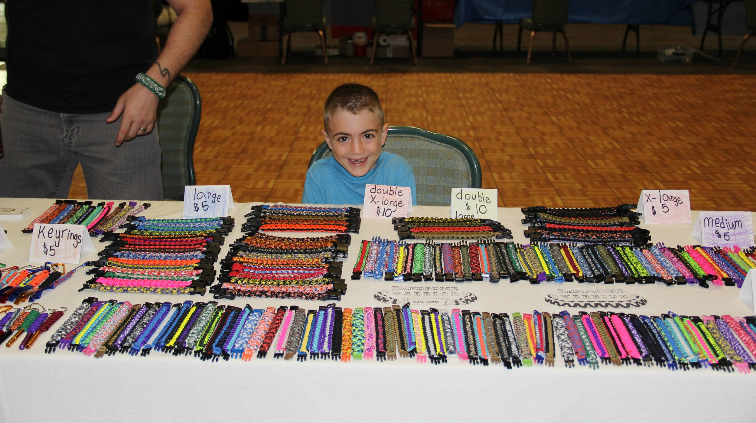 Guantanamo Bay craft fair 2014