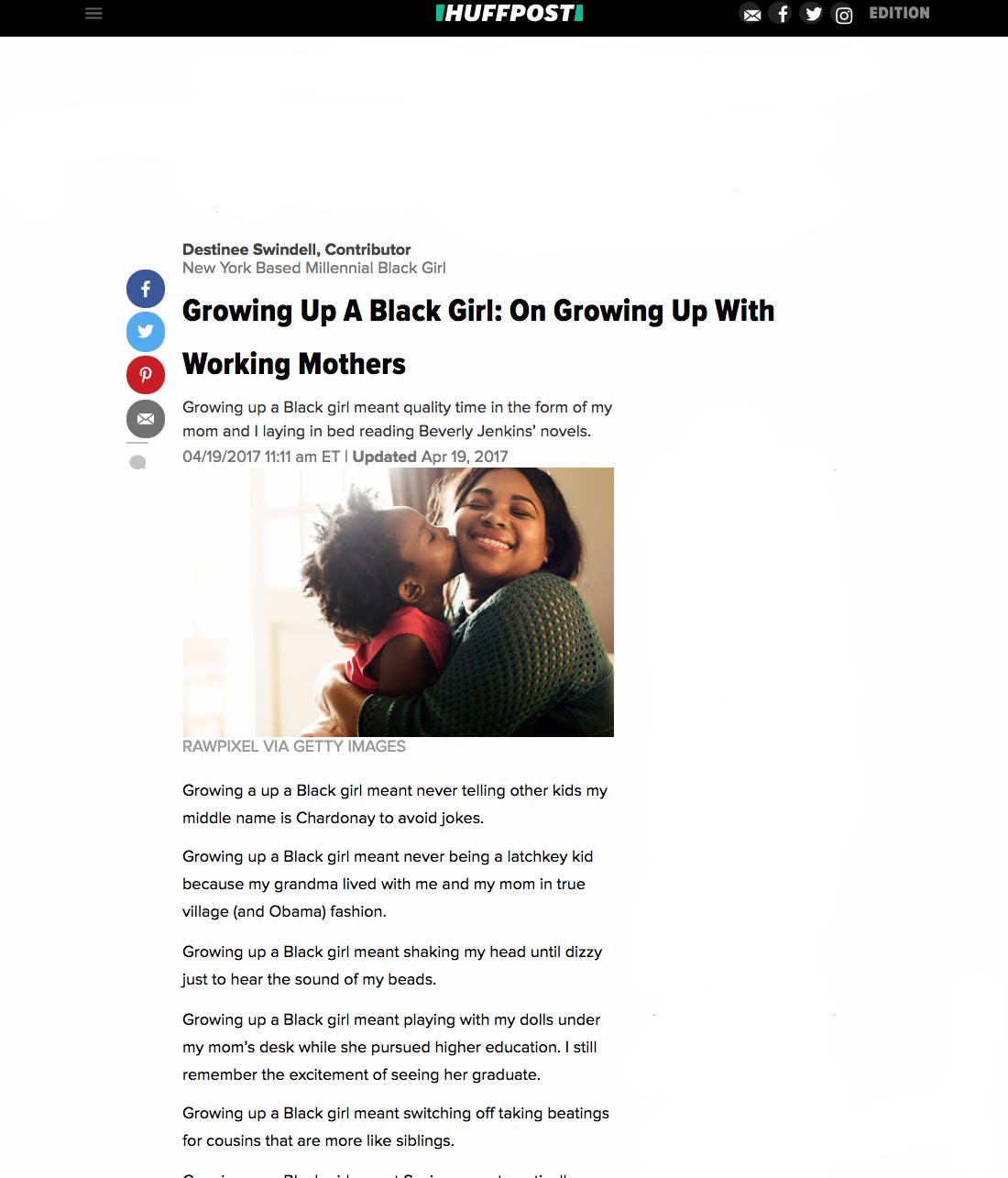 April 2017 -  Huffington Post, Originally for theneuenude.com