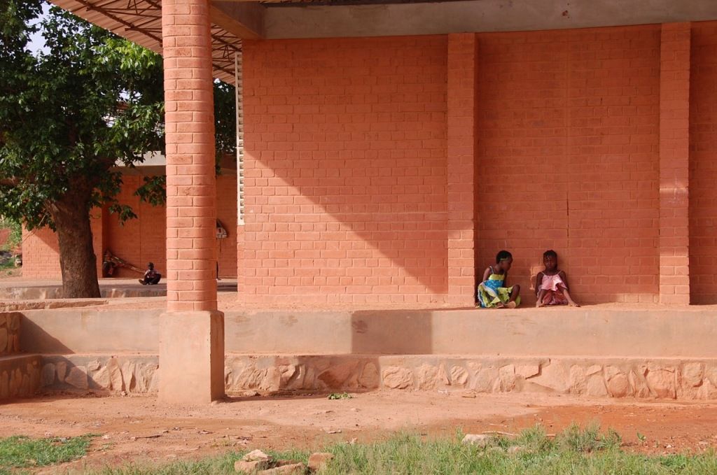 [Opera Village Project in Laongo, Burkina Faso by   Francis Kéré  _image by united ➃ design]