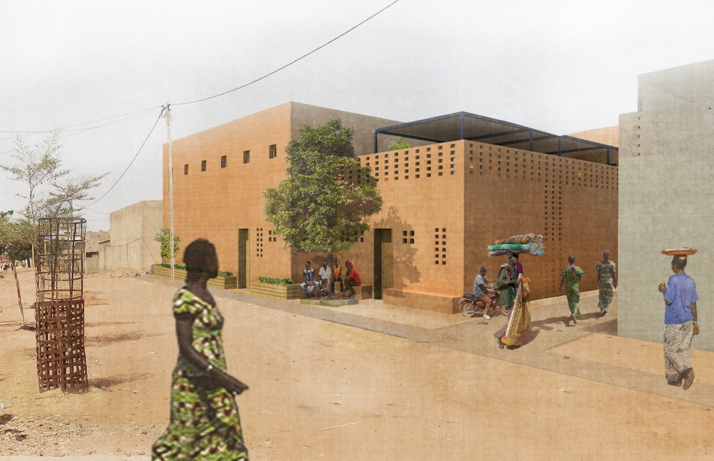 [Niamey 2000 Housing Development_image by united ➃ design]
