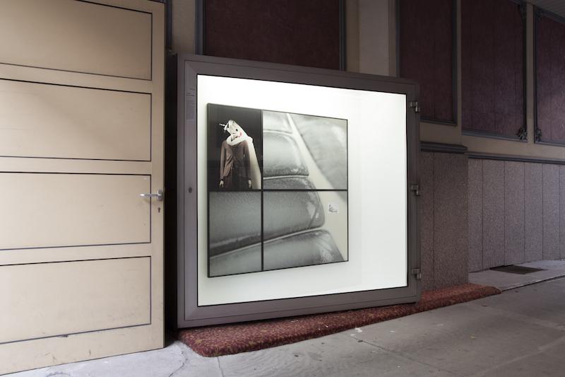 Installation view Ornamentation, 2016, TheTip Frankfurt