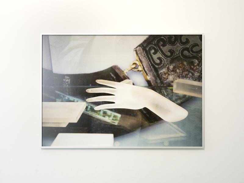 Untitled (Rue François Miron), 2018, Archival Inkjet Print, 100 x 70 cm