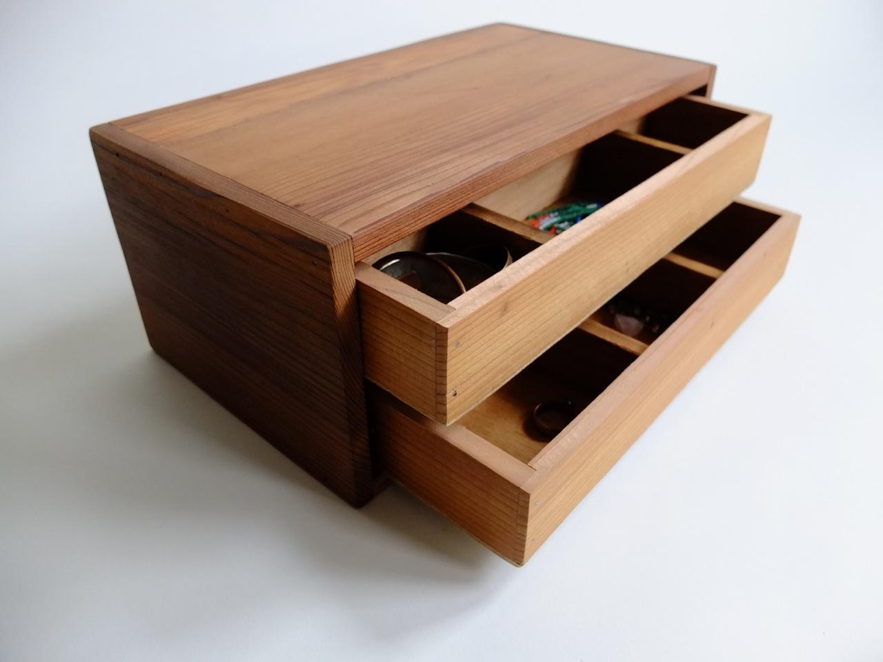 Redwood Drawers