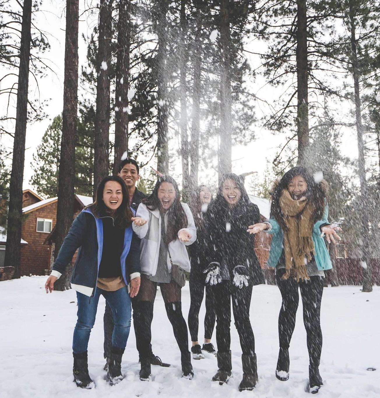 Winter Retreat (2015)
