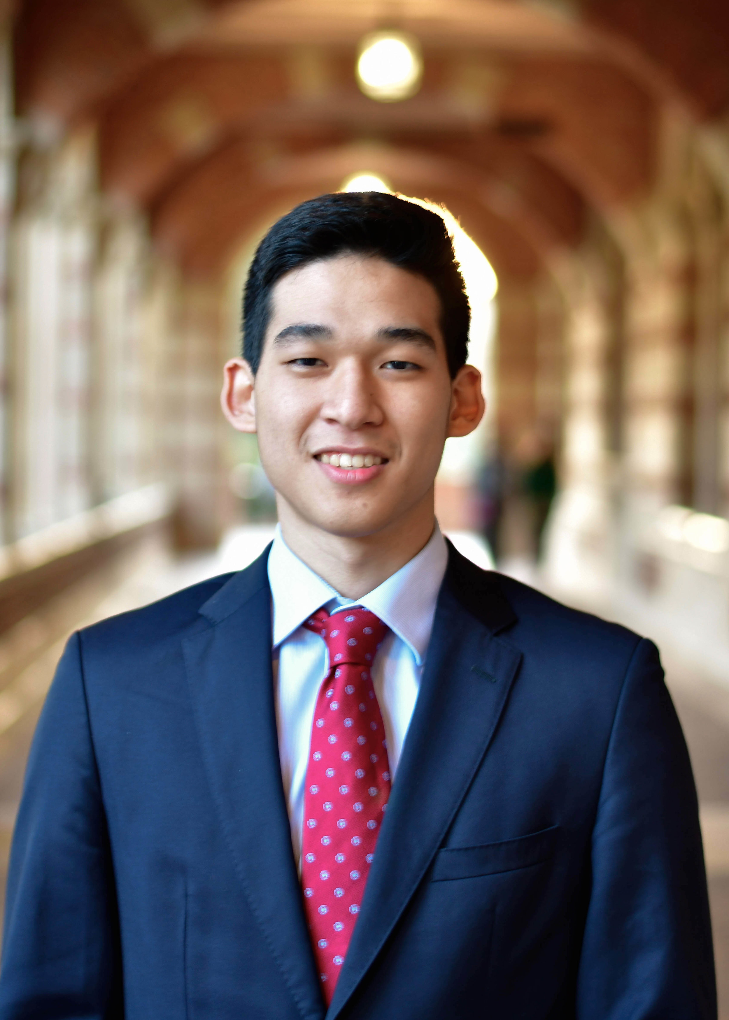 Class: Alpha Mu  G  rad Year: 2019  Interests: Banking  Big: July Lim