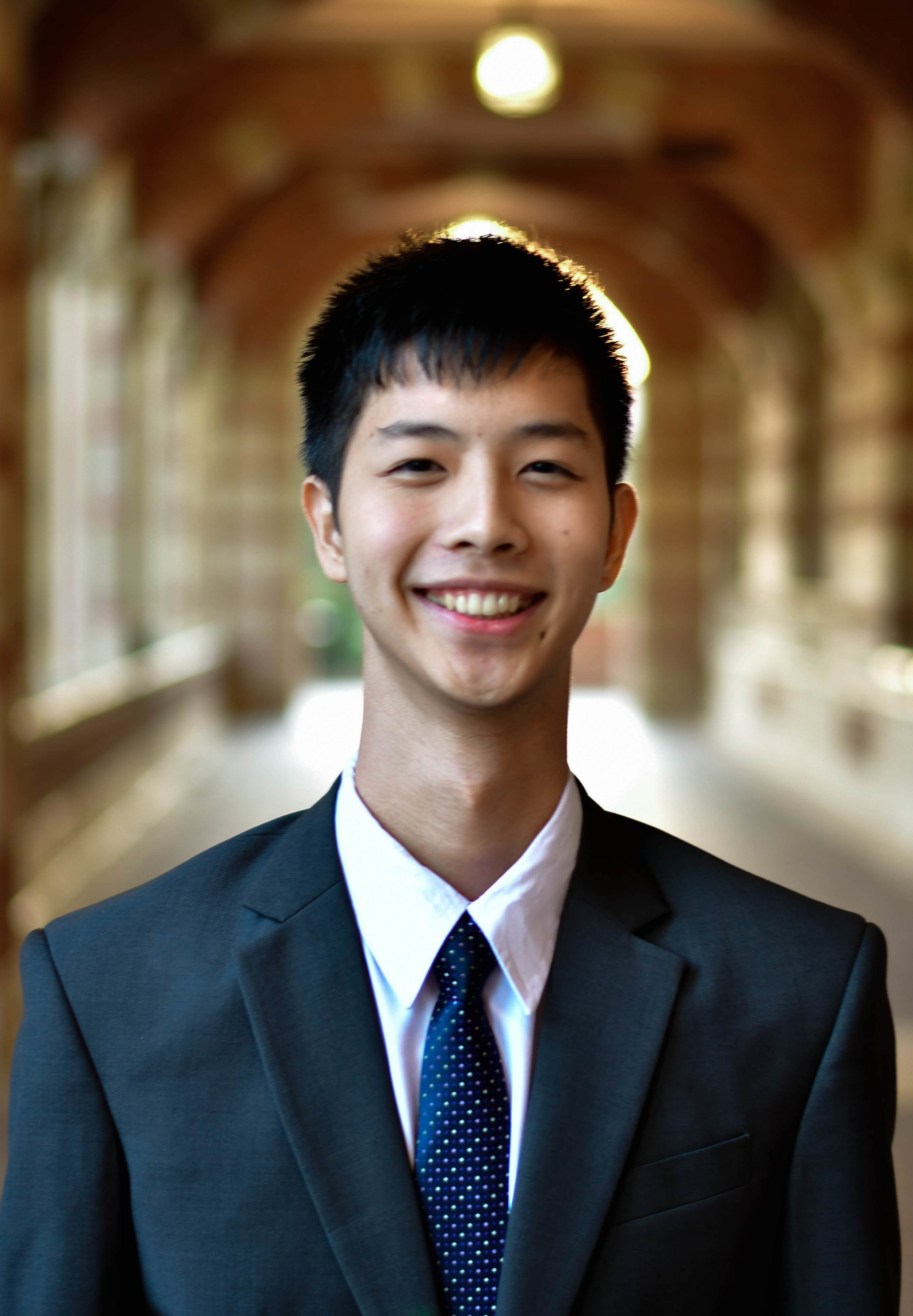 Class: Alpha Nu  G  rad Year: 2020  Interests: Basketball, soccer, guitar, reading online articles and news  Big: James Gao