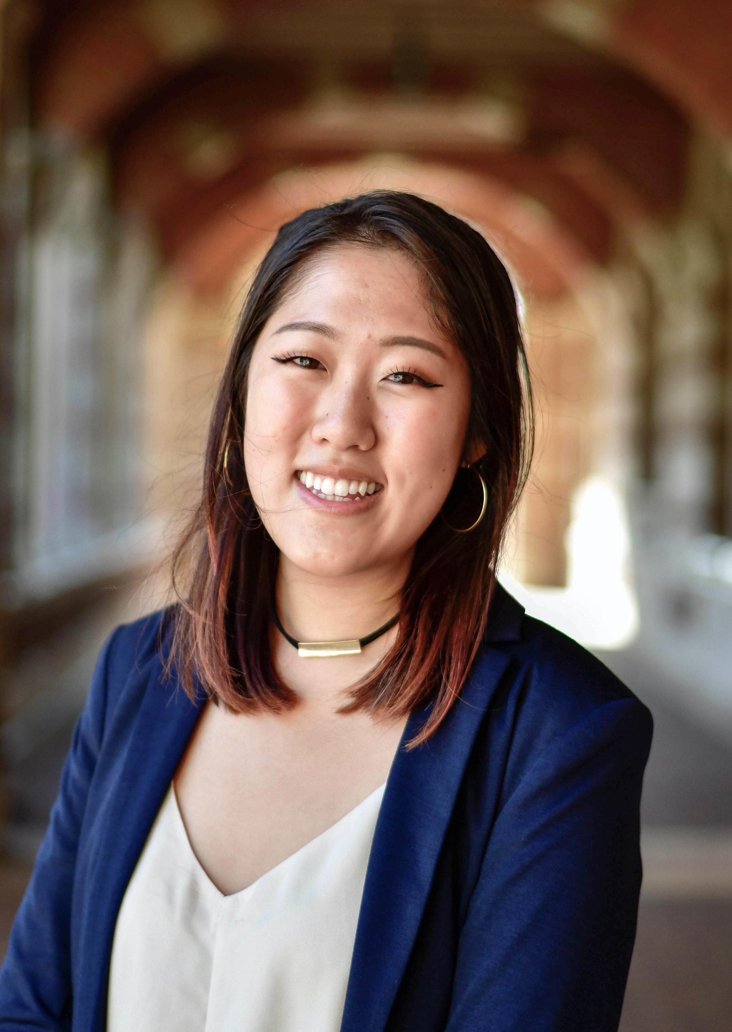 Class: Alpha Mu  Grad Year: 2019  Interests: Design, meditation, pastries, spending hours in Target  Big: Wesley Yen