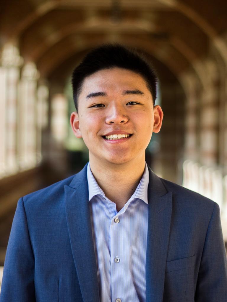 MICHAEL HUANG - Alpha Xi | Class of 2021
