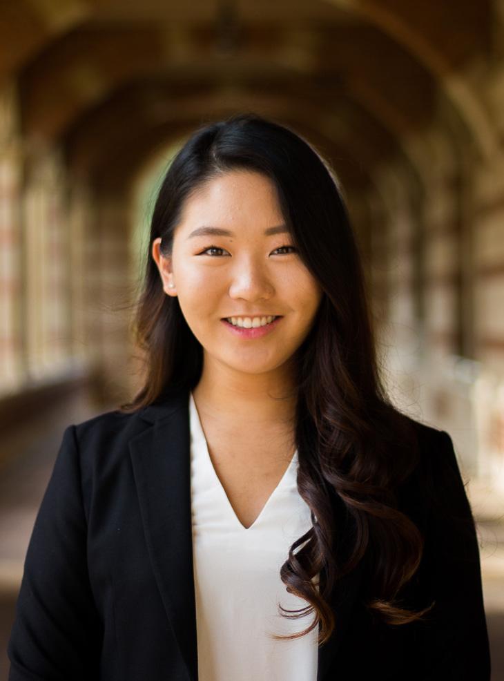 IRENA HUANG - Alpha Xi | Class of 2020