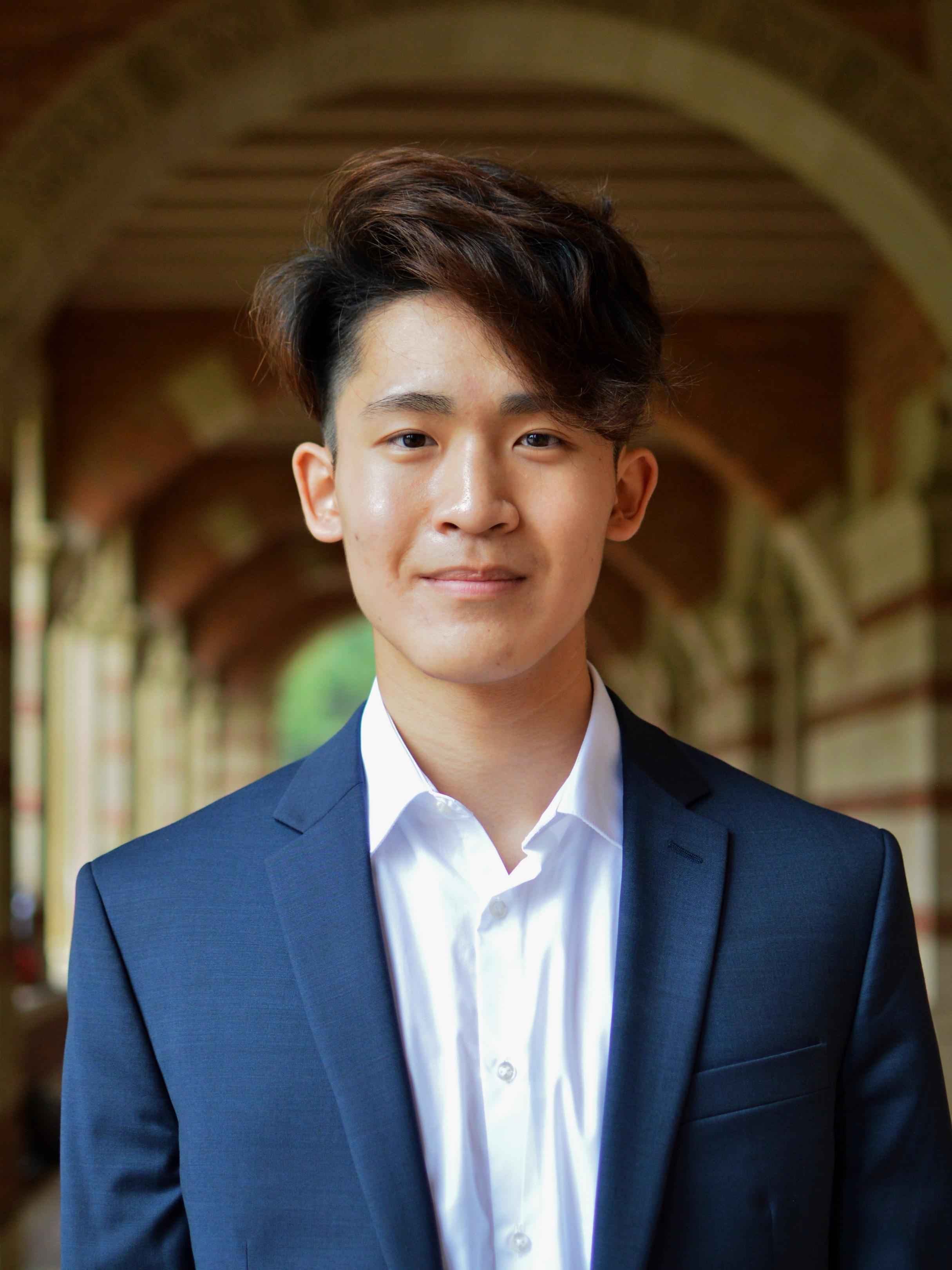 JACK ZHANG - Alpha Rho | Class of 2021