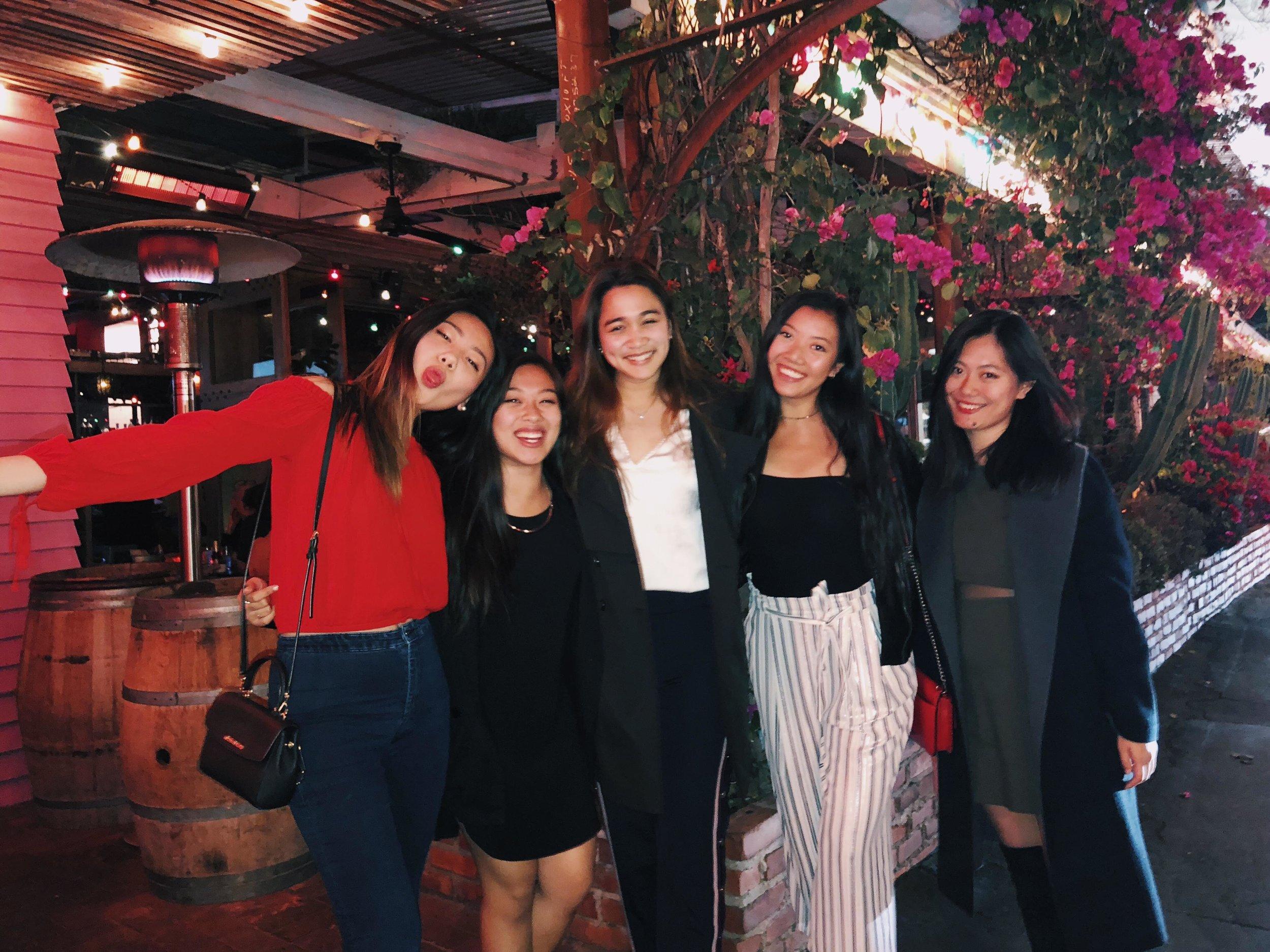 Senior Send-Off Banquet 2017