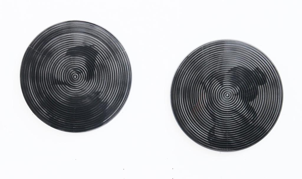 Susanna  | 2015 | laser etch on mild steel