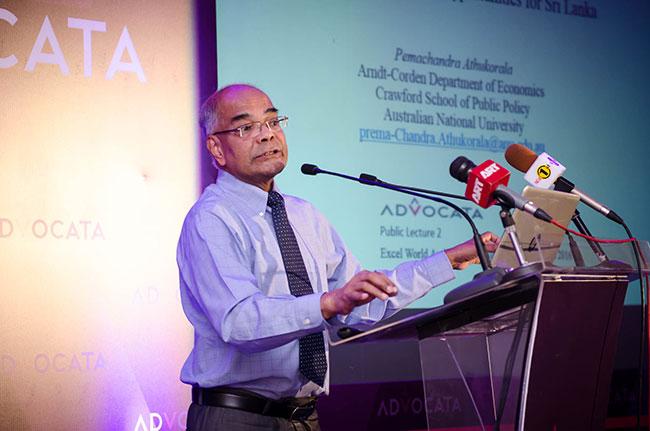Prof. Prema-Chandra Athukorala