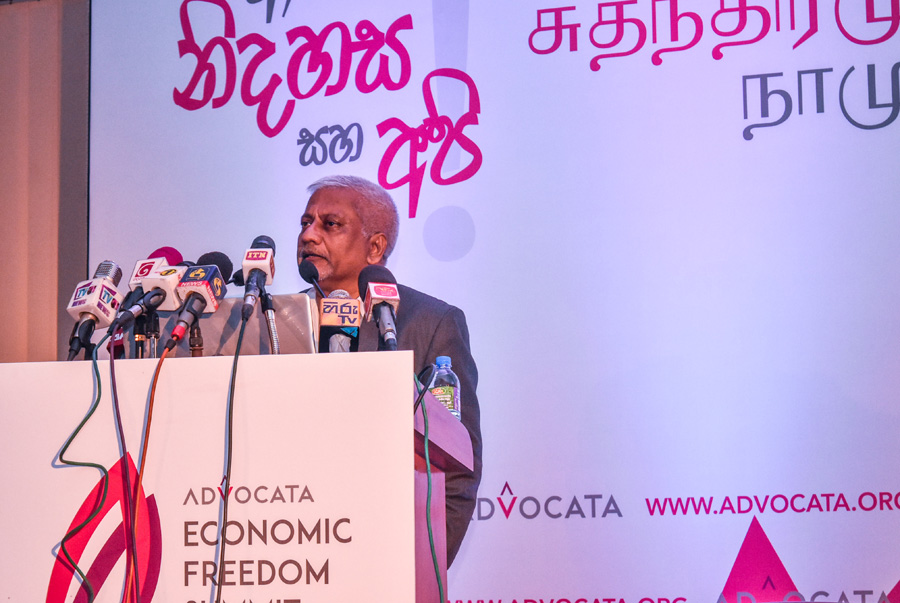 Prof.Rohan Samarajiva   Chairman, Lirneasia   Advisor, Advocata Institute