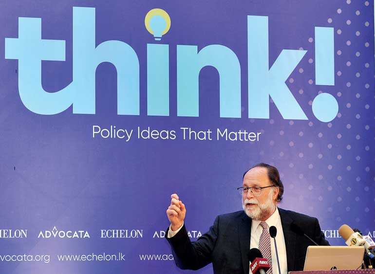 Harvard University's Center for International Development Director Prof. Ricardo Hausmann