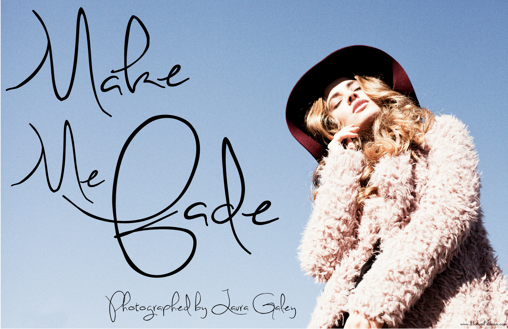Make Me Fade - Webitorial - Florum Fashion Magazine - Laura Galey - Celia Garcia - Lorena del Campo - Vintage Boho Fashion - Sustainable style