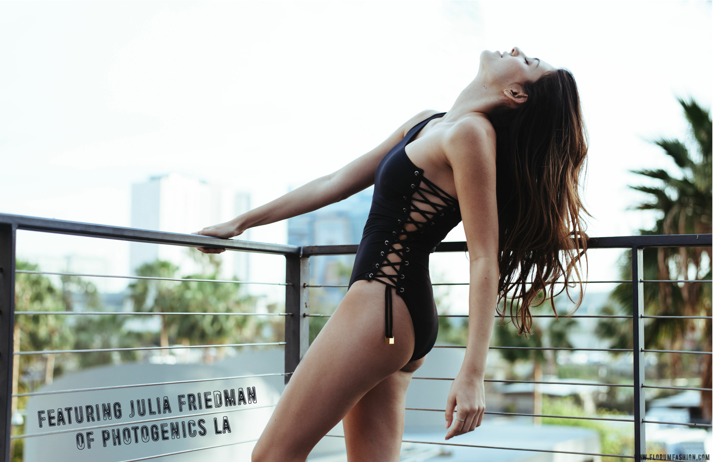 Charlotte Clough Luxury Swimwear - Florum Fashion Magazine - Stephen Sun - Julia Friedman - Photogenics LA - Slow Fashion - Ethical Fashion - Green Swimsuits