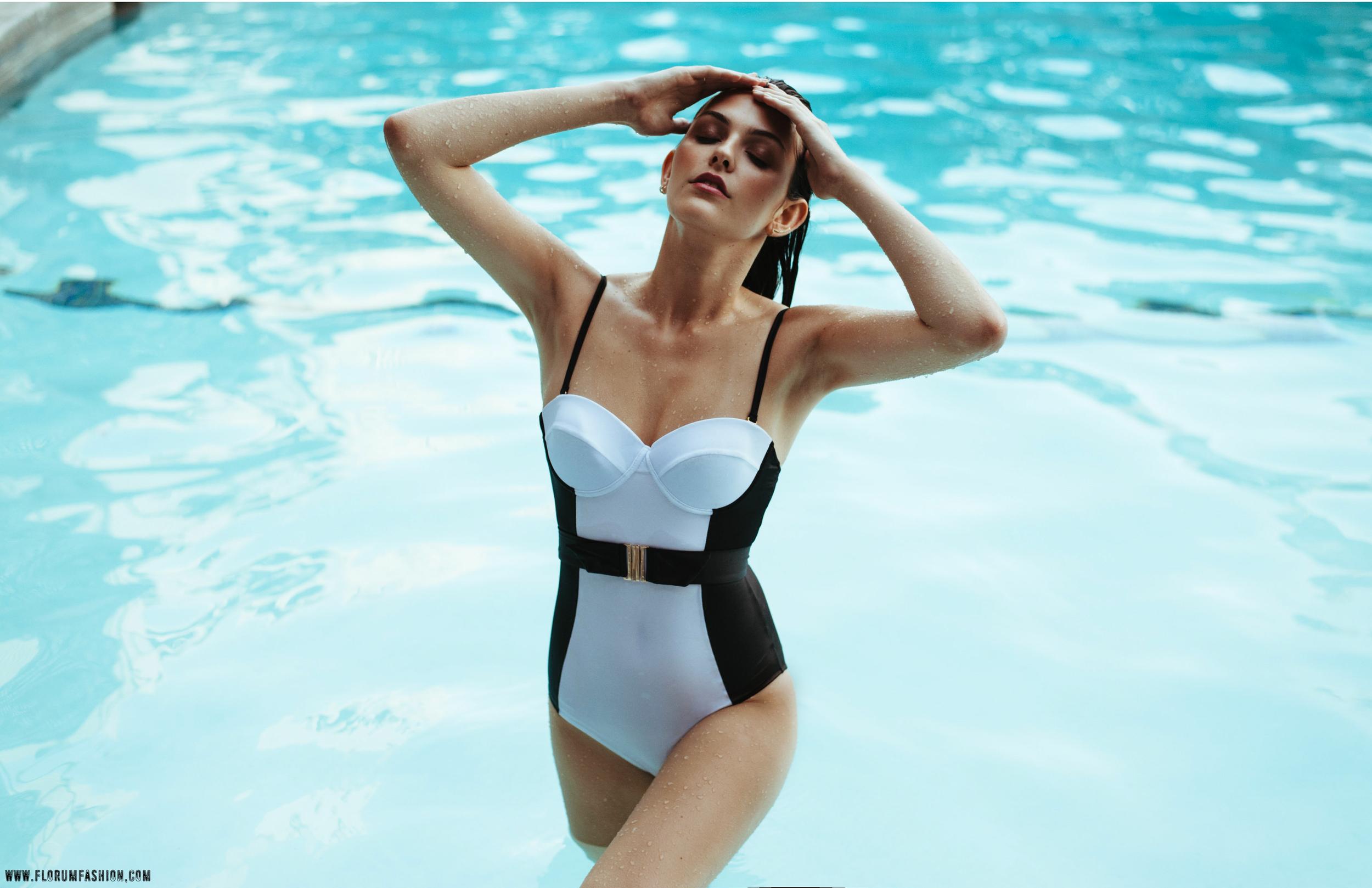 Charlotte Elizabeth Clough Luxury Swimwear - Florum Fashion Magazine - Stephen Sun - Julia Friedman - Photogenics LA - Slow Fashion - Ethical Fashion - Green Swimsuits (2)