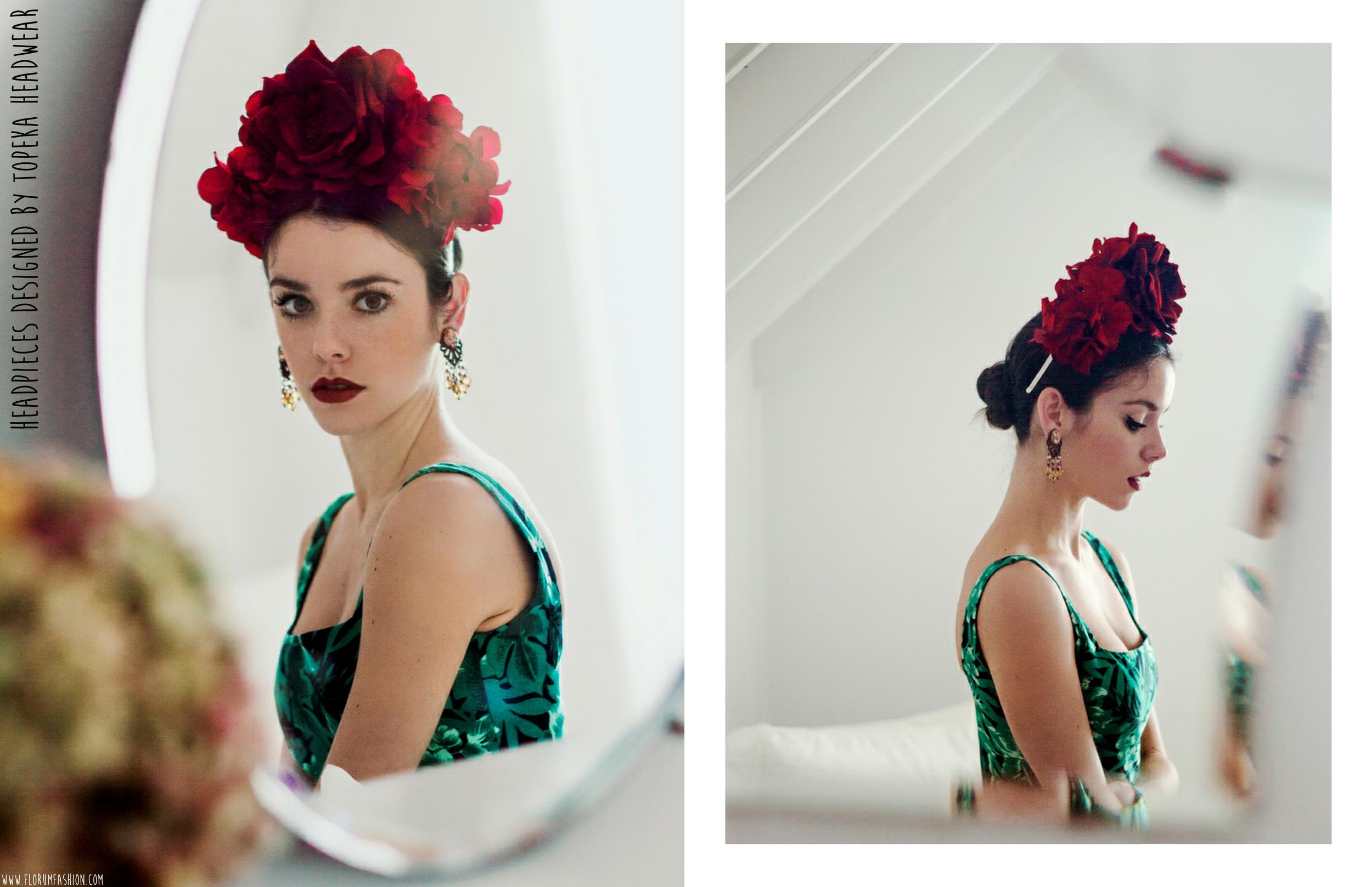 Topeka Headwear - Joaquin Burgueño - Ballerina Sofia Rubio Robles - Carlota Cabrera Ballesteros - Florum Magazine - Fashion Revolution - Slow Movement - Ethical -Sustainable - Canary Islands Spain -04
