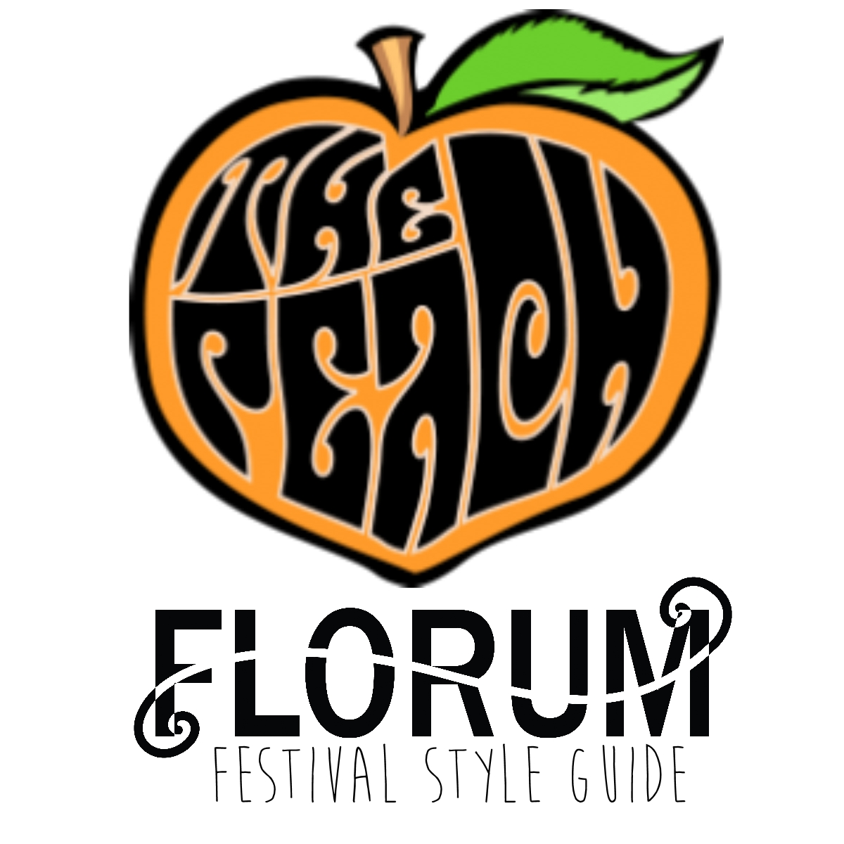 The Peach x Florum Fashion Magazine Music Festival Style Guide