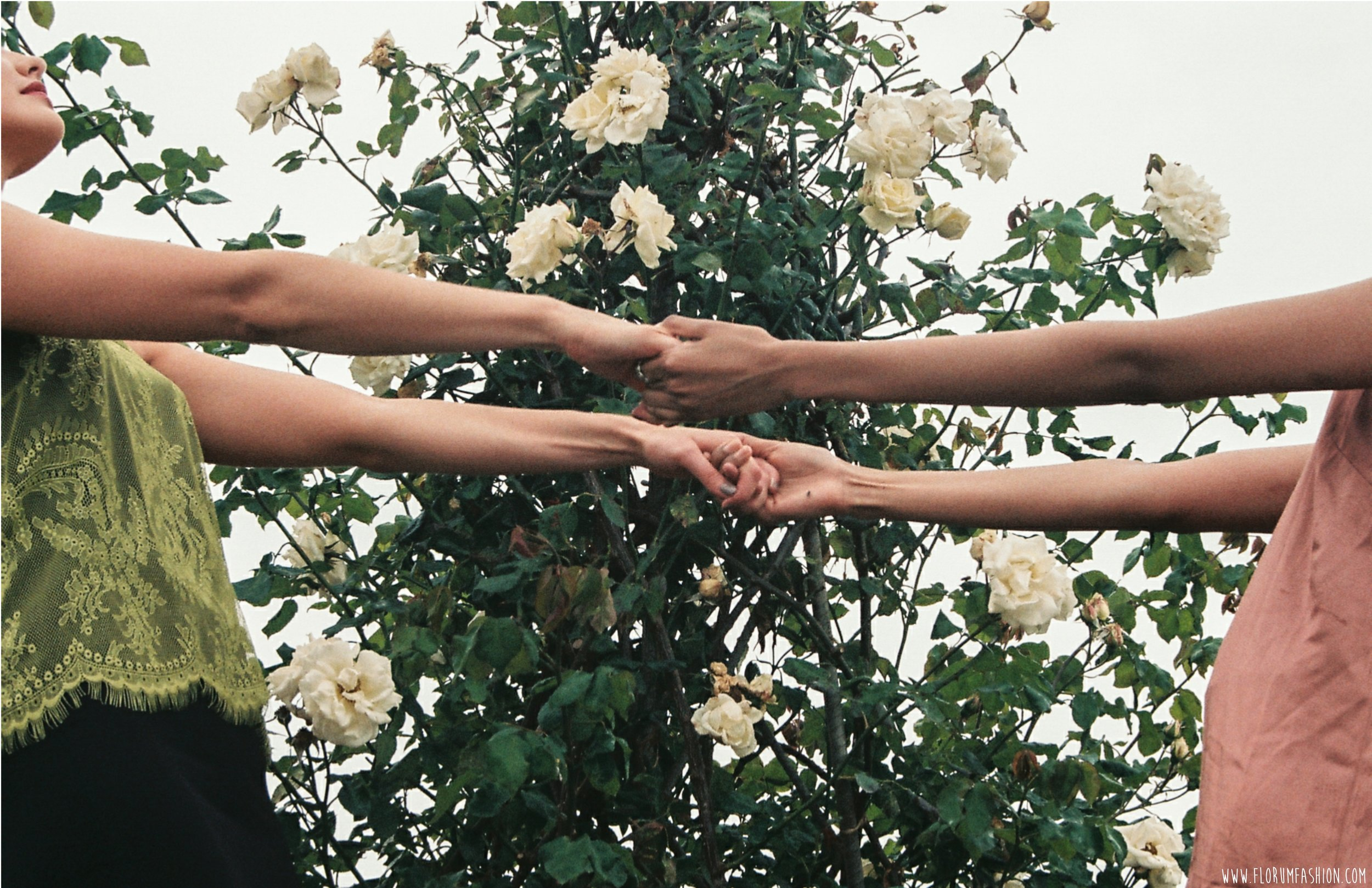 In Bloom - Florum Fashion Magazine - Kamilla Musland - Brooke Portogallo - Melissa Rushidi - Analyce Thomas - Jr Management