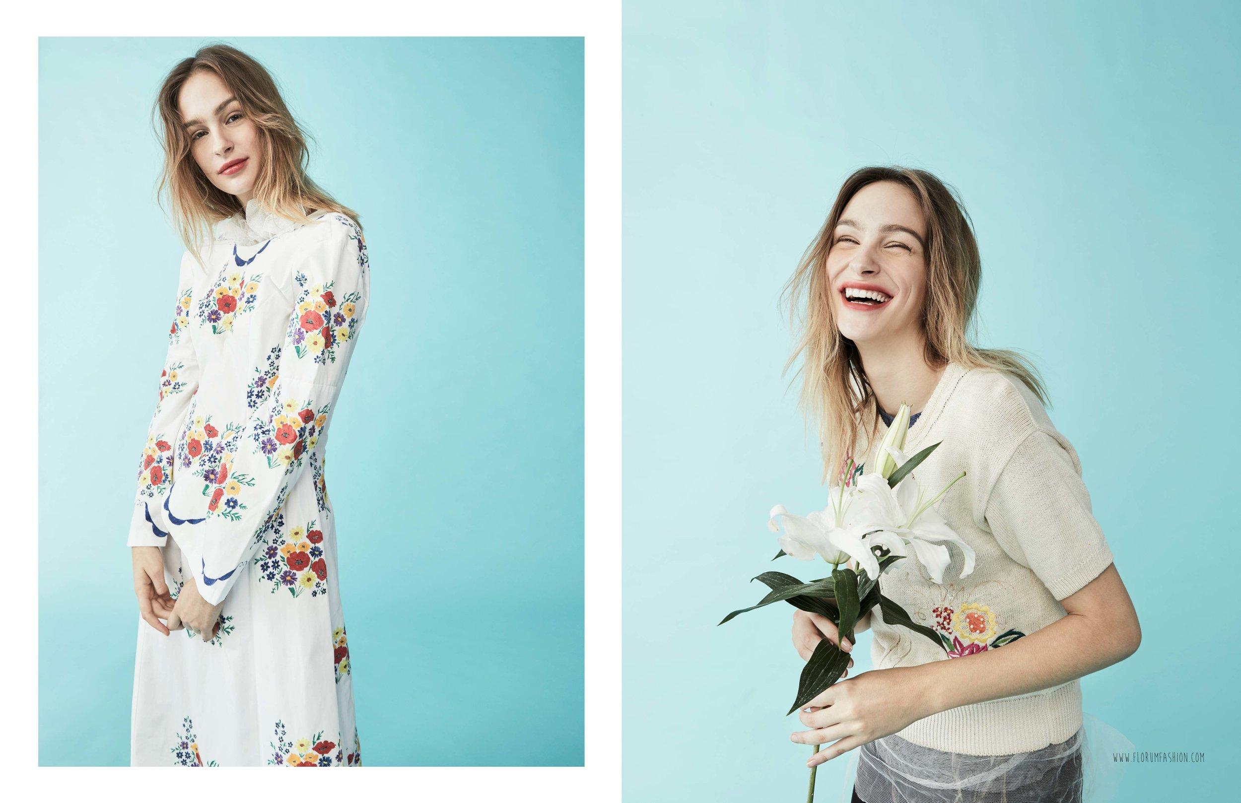Jeter Un Coup d œil - June Ng - Florum Fashion Magazine - Jesus Rios Cozzetto - Wu Models - Vinter Vintage - Laura Sophie - Eco Friendly - Sustainable - Natural - Green - Submission