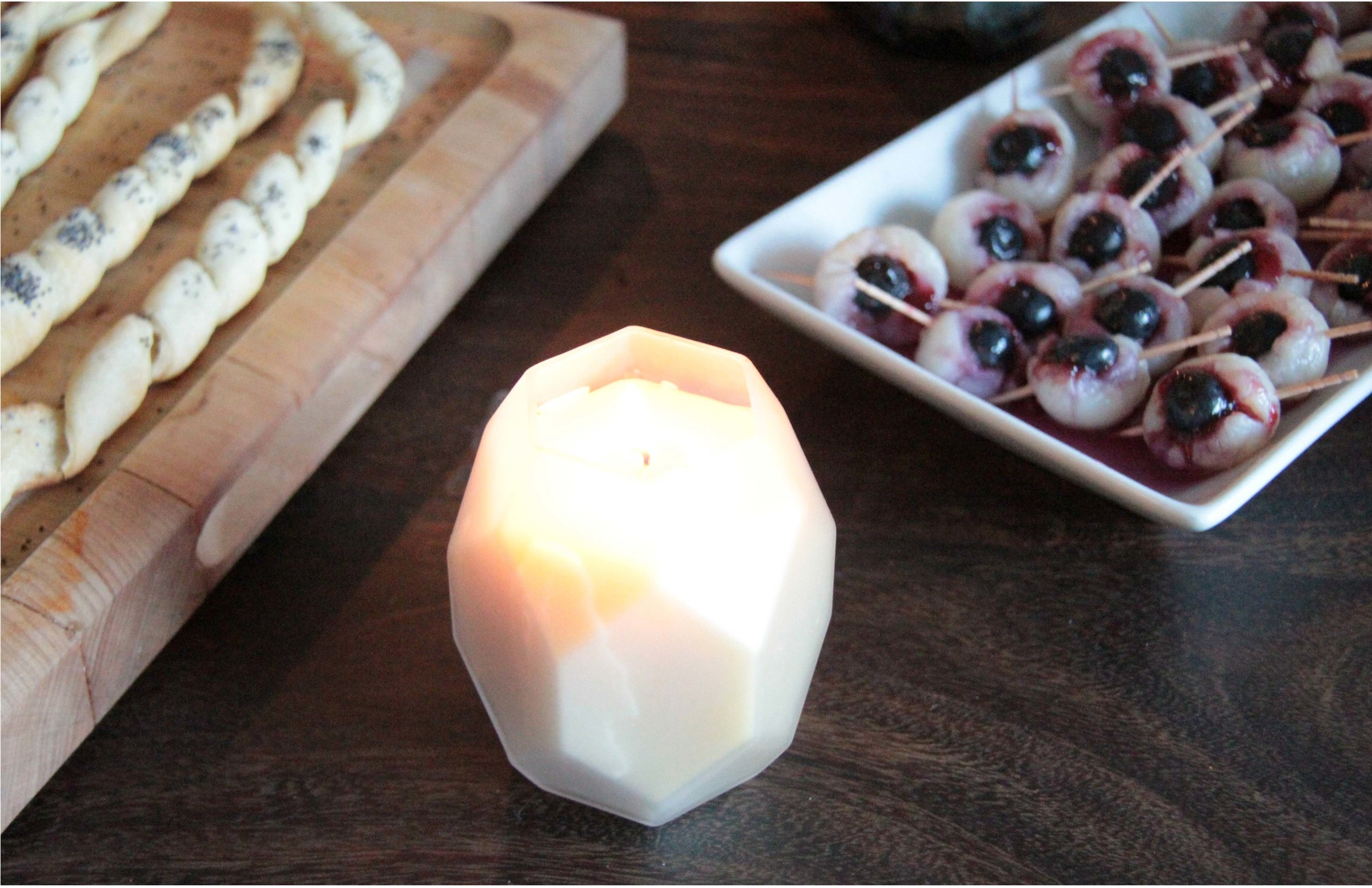 Natural Beeswax Candle I Northern Lights Candles I $26.99
