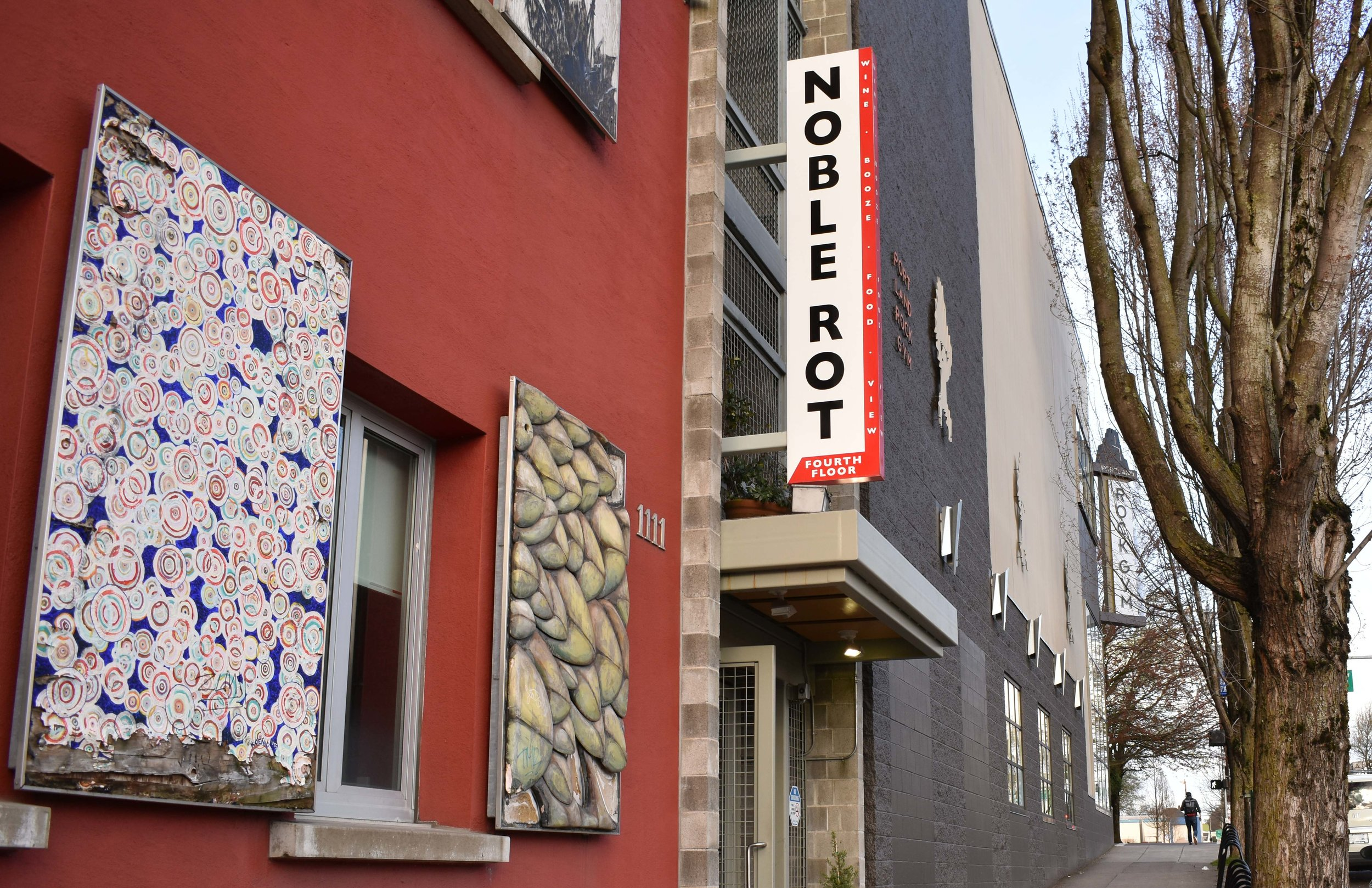 Noble Rot - 1111 E Burnside St,Portland, OR 97214Sun-Th12-9pm Friday & Saturday 12-10pm+1503-233-1999www.NobleRotPDX.com