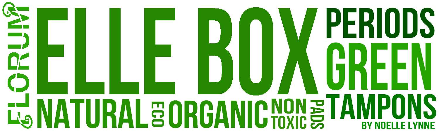 Ellebox - organic tampons - natural - in time for your time - natural sustainable eco travel - the comfort box - florum fashion magazine - noelle lynne monthly boxes.jpg