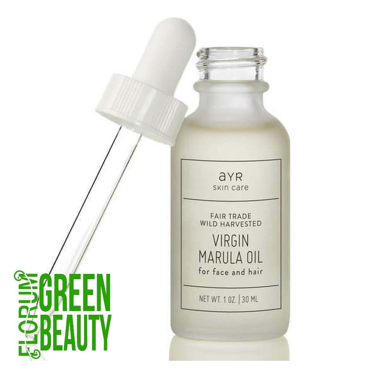 AYR Skin Care - Fair Trade Wild Harvested Virgin Marula Oil