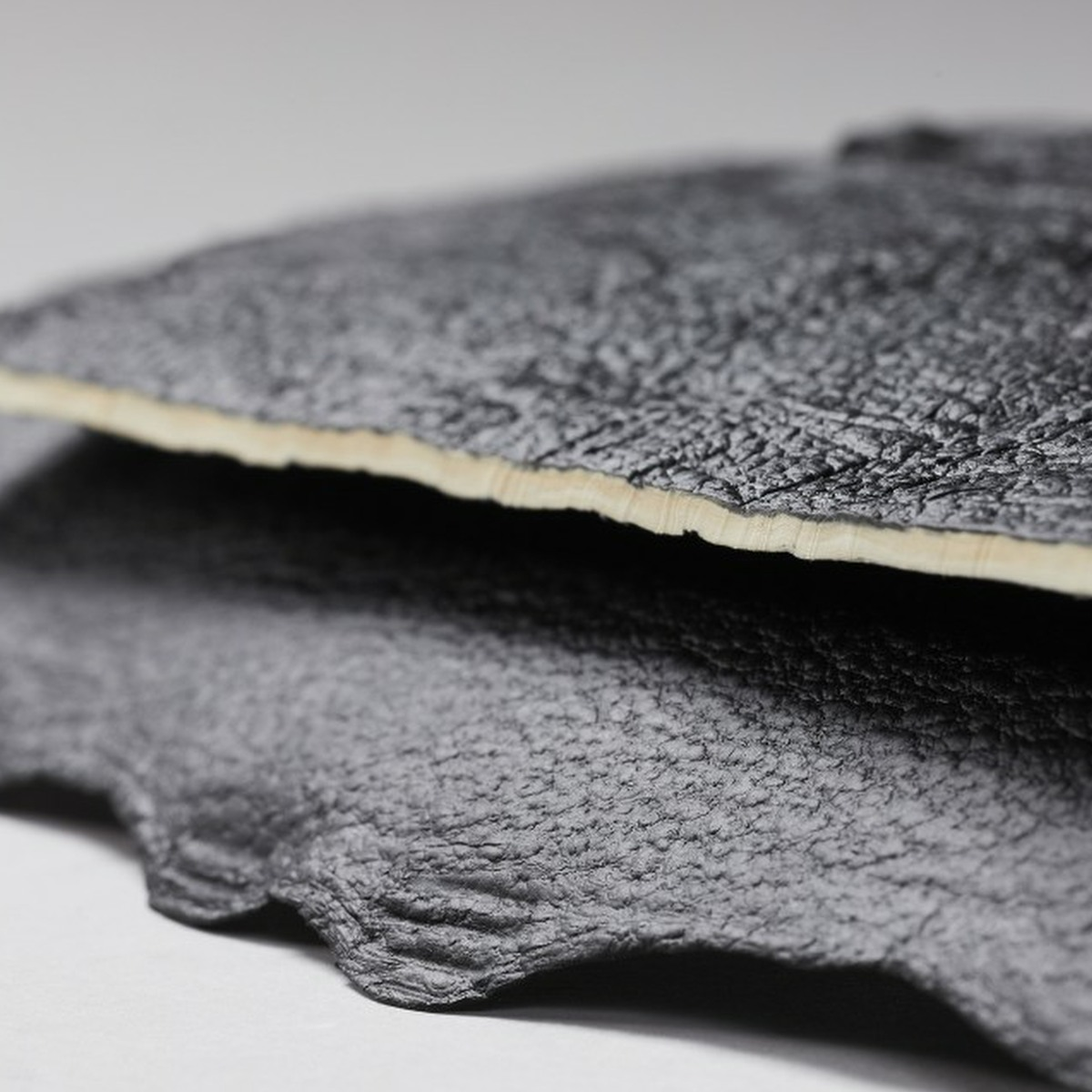 Mylo - Created by BOLT threads, Mylo is a new biomaterial grown from mycelium: an underground root structure. Mycelium is the scientific term for mushrooms, which means that this ethical leather alternative is made from mushrooms. Being created from organic matter, Mylo is completely biodegradable and non-toxic.The first brands that is going to be using this vegan leather is Stella McCartney, with their iconic Falabella bag.One of the best things about Mylo is that because it is made from organic matter, it is completely biodegradable and non-toxic.