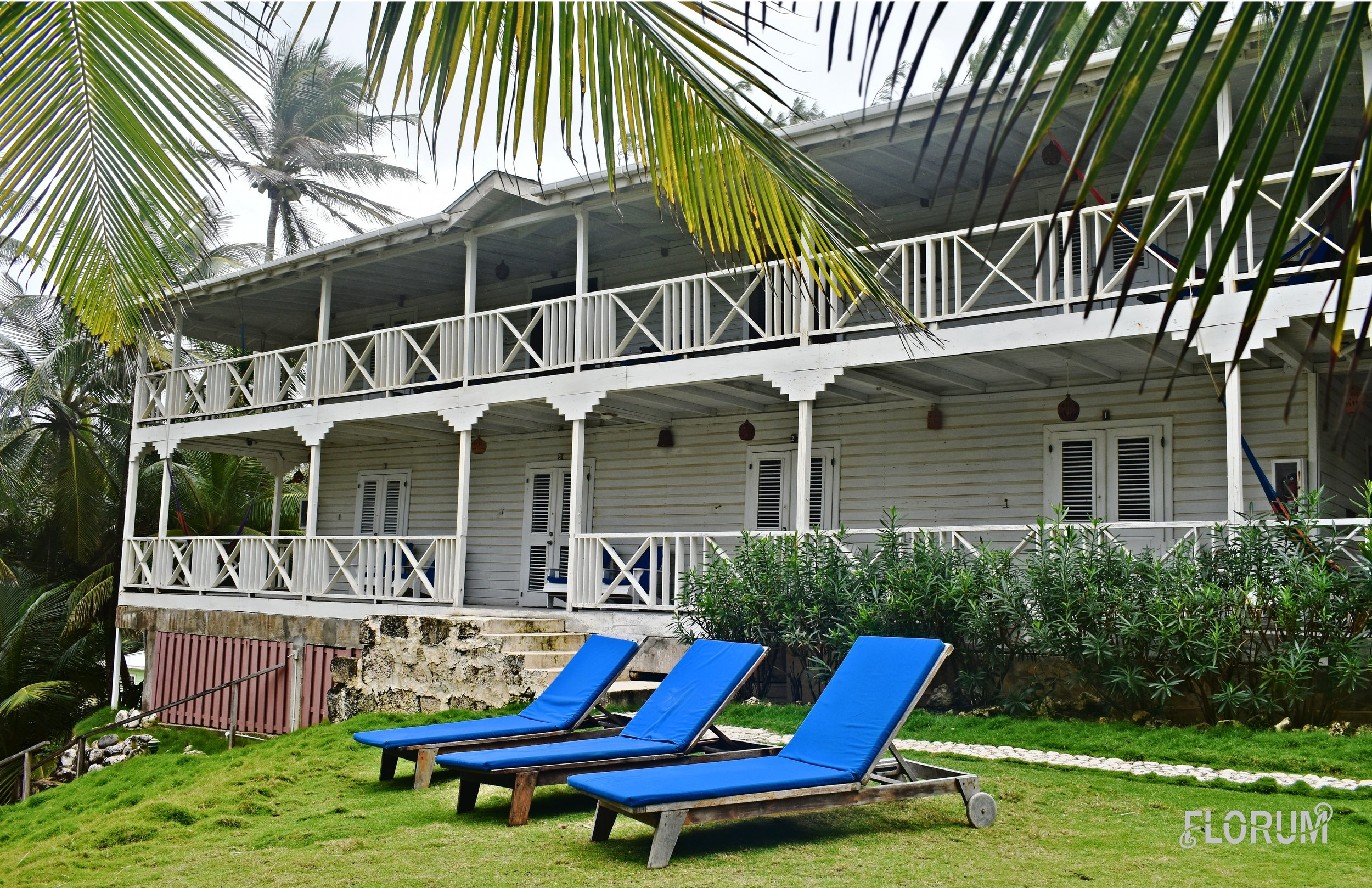 Located in the  Eastern Caribbean on the beautiful island of Barbados is a small environmentally friendly boutique hotel called ECO Lifestyle + Lodge , which was formerly known as Sea-U Guest House. This eco oasis is located on the east coastline of Barbados, tucked away in the seacliff, you'll see and hear the Atlantic Ocean that kisses the shorelines below this green hotel.   ECO Lifestyle + Lodge  is not only beautifully built in the traditional Bajan style, however the hotel is a responsible travel choice as this boutique hotel has made a firm commitment to meeting the highest international standards towards the environment, conservation and corporate responsibility.