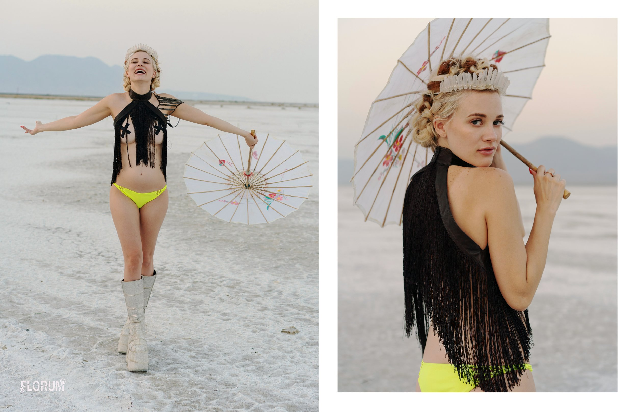 Playa Style Guide for burning man fashion -Florum Fashion Magazine creative director Noelle Lynne - photographed by Joy Strotz - braids and makeup by Rosa Mercedes ethical - sustainable21.jpg